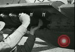 Image of Breguet 14 A 2 bombers Clermont France, 1918, second 49 stock footage video 65675022373