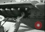 Image of Breguet 14 A 2 bombers Clermont France, 1918, second 50 stock footage video 65675022373