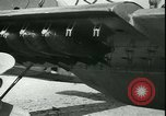 Image of Breguet 14 A 2 bombers Clermont France, 1918, second 51 stock footage video 65675022373