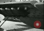 Image of Breguet 14 A 2 bombers Clermont France, 1918, second 52 stock footage video 65675022373