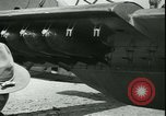 Image of Breguet 14 A 2 bombers Clermont France, 1918, second 54 stock footage video 65675022373