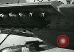 Image of Breguet 14 A 2 bombers Clermont France, 1918, second 55 stock footage video 65675022373
