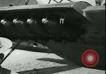 Image of Breguet 14 A 2 bombers Clermont France, 1918, second 62 stock footage video 65675022373