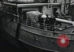 Image of Wounded US Army soldiers disembark from a steamer New York City Harbor USA, 1919, second 4 stock footage video 65675022382