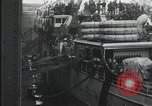 Image of Wounded US Army soldiers disembark from a steamer New York City Harbor USA, 1919, second 13 stock footage video 65675022382