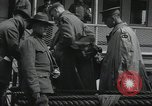 Image of Wounded US Army soldiers disembark from a steamer New York City Harbor USA, 1919, second 34 stock footage video 65675022382