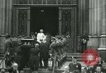 Image of Saint Patrick Cardinal Hayes New York United States USA, 1938, second 18 stock footage video 65675022386