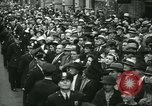 Image of Saint Patrick Cardinal Hayes New York United States USA, 1938, second 23 stock footage video 65675022386