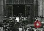 Image of Saint Patrick Cardinal Hayes New York United States USA, 1938, second 24 stock footage video 65675022386