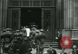 Image of Saint Patrick Cardinal Hayes New York United States USA, 1938, second 25 stock footage video 65675022386