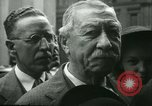 Image of Saint Patrick Cardinal Hayes New York United States USA, 1938, second 27 stock footage video 65675022386
