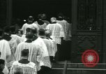 Image of Saint Patrick Cardinal Hayes New York United States USA, 1938, second 28 stock footage video 65675022386