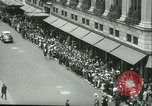 Image of Saint Patrick Cardinal Hayes New York United States USA, 1938, second 32 stock footage video 65675022386