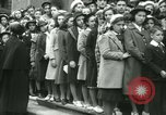 Image of Saint Patrick Cardinal Hayes New York United States USA, 1938, second 36 stock footage video 65675022386