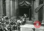 Image of Saint Patrick Cardinal Hayes New York United States USA, 1938, second 37 stock footage video 65675022386