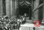 Image of Saint Patrick Cardinal Hayes New York United States USA, 1938, second 38 stock footage video 65675022386