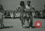 Image of Jitterbug dance variations Venice Beach Los Angeles California USA, 1938, second 10 stock footage video 65675022391