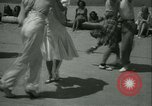 Image of Jitterbug dance variations Venice Beach Los Angeles California USA, 1938, second 24 stock footage video 65675022391