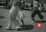 Image of Jitterbug dance variations Venice Beach Los Angeles California USA, 1938, second 25 stock footage video 65675022391