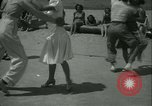 Image of Jitterbug dance variations Venice Beach Los Angeles California USA, 1938, second 39 stock footage video 65675022391