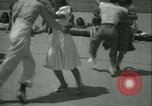 Image of Jitterbug dance variations Venice Beach Los Angeles California USA, 1938, second 40 stock footage video 65675022391