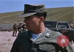 Image of Captain Charles Robb Camp Pendleton California USA, 1968, second 33 stock footage video 65675022392