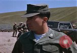 Image of Captain Charles Robb Camp Pendleton California USA, 1968, second 34 stock footage video 65675022392