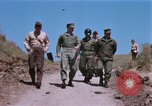 Image of Captain Charles Robb Camp Pendleton California USA, 1968, second 36 stock footage video 65675022392