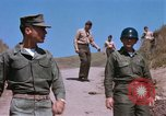 Image of Captain Charles Robb Camp Pendleton California USA, 1968, second 46 stock footage video 65675022392