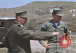 Image of Captain Charles Robb Camp Pendleton California USA, 1968, second 7 stock footage video 65675022393