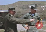 Image of Captain Charles Robb Camp Pendleton California USA, 1968, second 8 stock footage video 65675022393