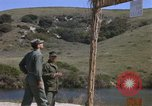 Image of Captain Charles Robb Camp Pendleton California USA, 1968, second 27 stock footage video 65675022393