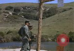 Image of Captain Charles Robb Camp Pendleton California USA, 1968, second 28 stock footage video 65675022393