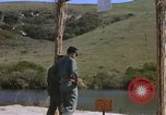 Image of Captain Charles Robb Camp Pendleton California USA, 1968, second 30 stock footage video 65675022393