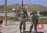 Image of Captain Charles Robb Camp Pendleton California USA, 1968, second 38 stock footage video 65675022393