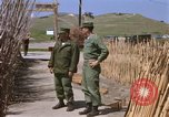 Image of Captain Charles Robb Camp Pendleton California USA, 1968, second 46 stock footage video 65675022393