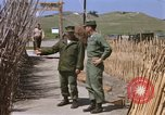 Image of Captain Charles Robb Camp Pendleton California USA, 1968, second 49 stock footage video 65675022393