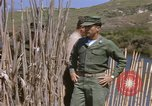 Image of Captain Charles Robb Camp Pendleton California USA, 1968, second 53 stock footage video 65675022393