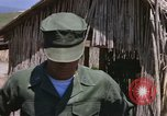 Image of Captain Charles Robb Camp Pendleton California USA, 1968, second 61 stock footage video 65675022393