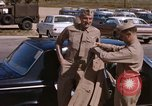 Image of Major General Kyle and General Sawyer United States USA, 1967, second 3 stock footage video 65675022395