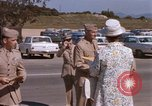 Image of Major General Kyle and General Sawyer United States USA, 1967, second 10 stock footage video 65675022395