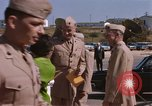 Image of Major General Kyle and General Sawyer United States USA, 1967, second 19 stock footage video 65675022395