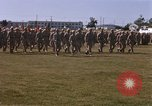 Image of Major General Kyle and General Sawyer United States USA, 1967, second 20 stock footage video 65675022395