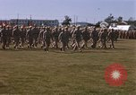 Image of Major General Kyle and General Sawyer United States USA, 1967, second 21 stock footage video 65675022395