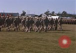 Image of Major General Kyle and General Sawyer United States USA, 1967, second 23 stock footage video 65675022395