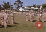 Image of Major General Kyle and General Sawyer United States USA, 1967, second 30 stock footage video 65675022395