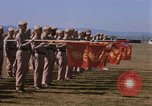 Image of Major General Kyle and General Sawyer United States USA, 1967, second 34 stock footage video 65675022395