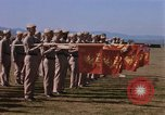 Image of Major General Kyle and General Sawyer United States USA, 1967, second 36 stock footage video 65675022395