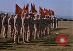 Image of Major General Kyle and General Sawyer United States USA, 1967, second 37 stock footage video 65675022395