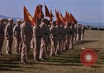 Image of Major General Kyle and General Sawyer United States USA, 1967, second 38 stock footage video 65675022395